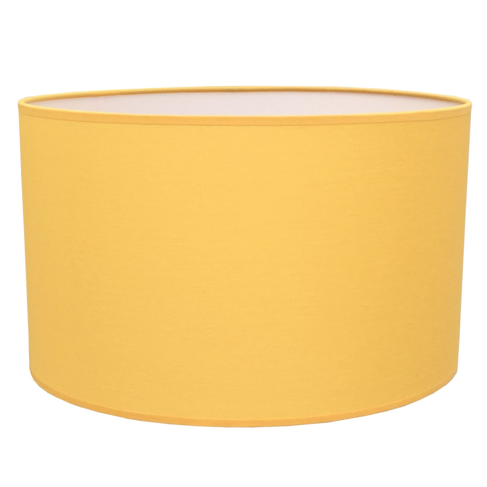 Drum Table Lampshade Sunflower